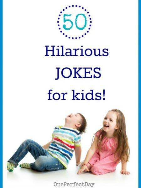 50 of the Best Jokes for Kids