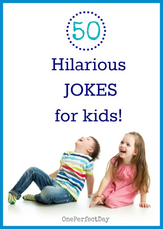 50 Best jokes for kids