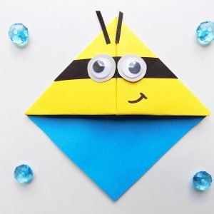 Minion Corner Bookmark – How to Make it Faster?