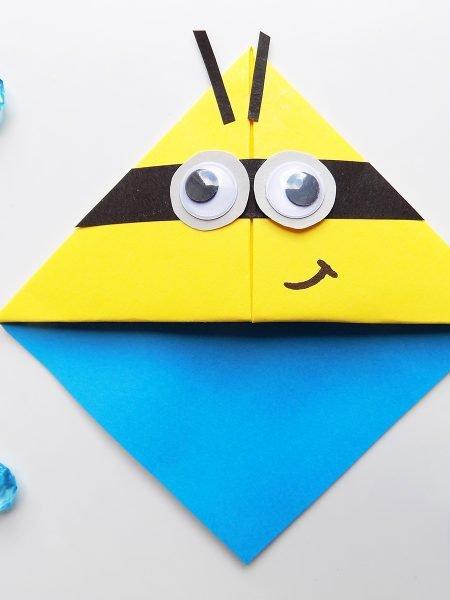 Minion Corner Bookmark – How to Make it Faster?